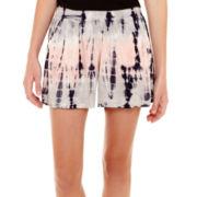 Rewash Tie-Dye Shorts