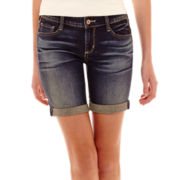 Arizona Roll-Cuff Bermuda Shorts