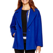 Liz Claiborne® Long Coat