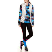 Xersion™ Puffer Vest, Half-Zip Pullover or Colorblock Leggings