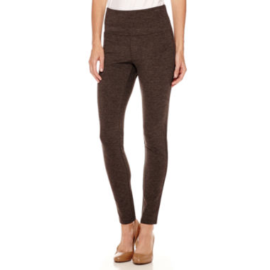 jcpenney.com | Liz Claiborne® Secretly Slender™ Ankle Leggings