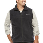 Columbia Fleece Vest - Big & Tall