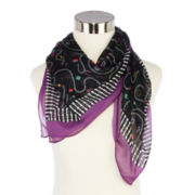 nicole by Nicole Miller® Square Scarf