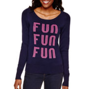 Arizona Long-Sleeve Pullover Sweater