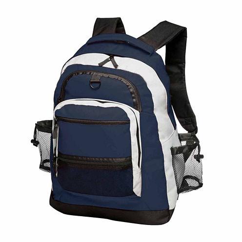 Natico Travelers Multi-Pocket Backpack