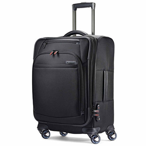 """Samsonite Pro 4 DLX 21"""" Spinner Carry On Luggage"""