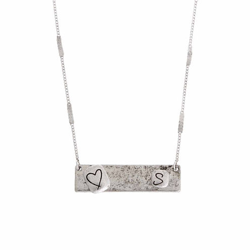 Sandra Magsamen Chain Necklace