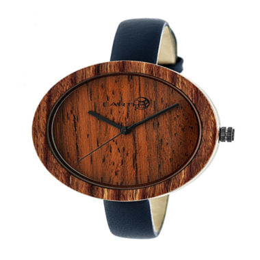 jcpenney.com | Earth Wood Unisex Red Strap Watch