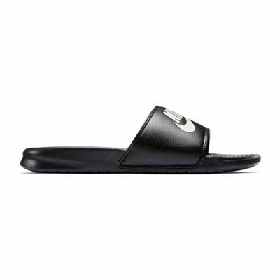0b27741b372d Nike Benassi JDI Mens Slide Sandals JCPenney