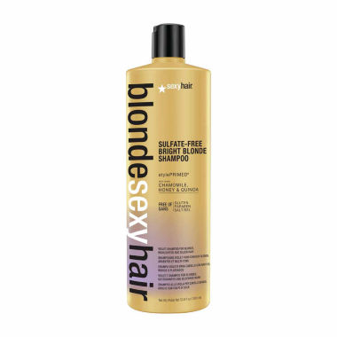 jcpenney.com | Blonde Sexy Hair® Bright Blonde Shampoo - 33.8 Oz.