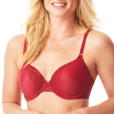 jcpenney.com | Warners No Side Effects Lace Underwire T-Shirt Bra - RF9561A