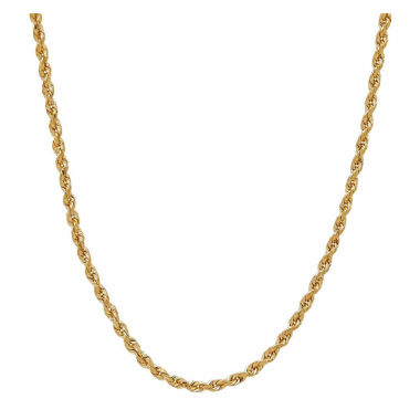 jcpenney.com | 14K Gold 18 Inch Chain Necklace