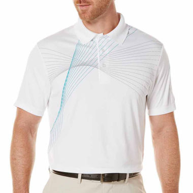 jcpenney.com | PGA Tour Short Sleeve Pattern Polo Shirt