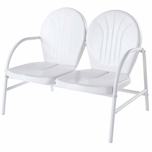 Griffith Metal Patio Lounge Chair
