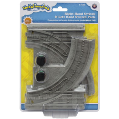jcpenney.com | Lionel Imagineering Right Hand/Left Hand Switch Pack