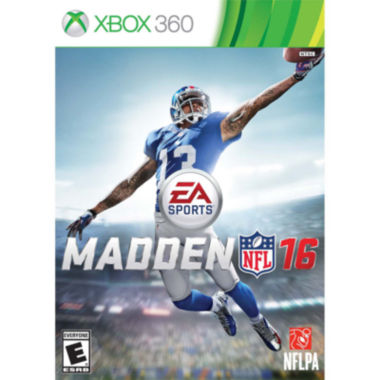 jcpenney.com | Madden Nfl 16 Video Game-XBox 360