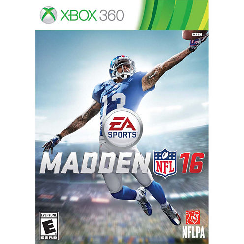 Madden Nfl 16 Video Game-XBox 360
