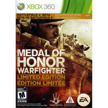 jcpenney.com | Medal Of Honor Warfighter Video Game-XBox 360