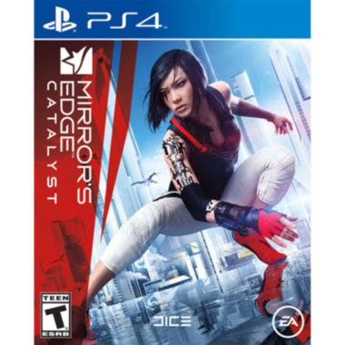 jcpenney.com | Mirrors Edge Catalyst Video Game-Playstation 4