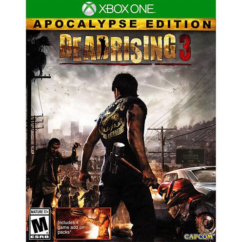 Dead Rising 3 Apocalypse Video Game-XBox One