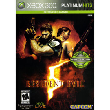 jcpenney.com | Resident Evil 5 Video Game-XBox 360