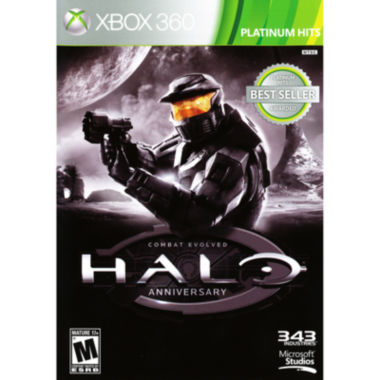 jcpenney.com | Microsoft Halo Combat Evolved Anniversary  Video Game-XBox 360