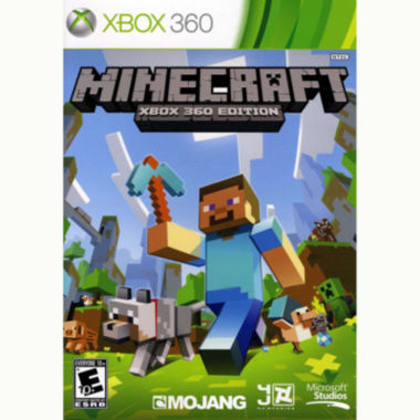 jcpenney.com | Minecraft Video Game-XBox 360