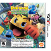 Pacman Video Game-Nintendo 3ds