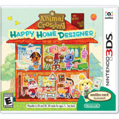 jcpenney.com | Animal Crossing Happy Home Star Trek Video Game-Nintendo 3DS