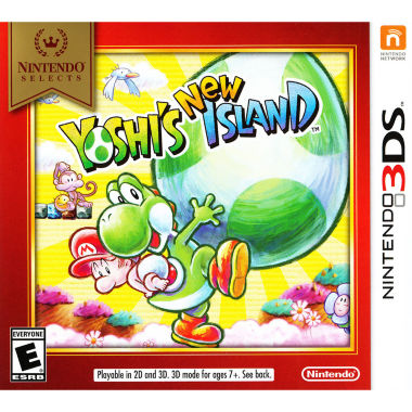 jcpenney.com | Yoshis New Island Select Video Game-Nintendo 3DS