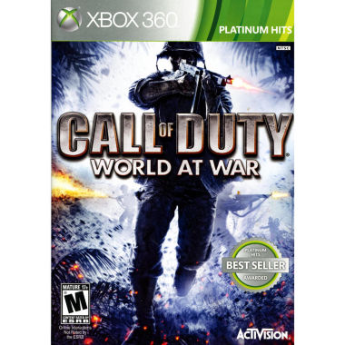 jcpenney.com | Call Of Duty World At War Video Game-XBox 360