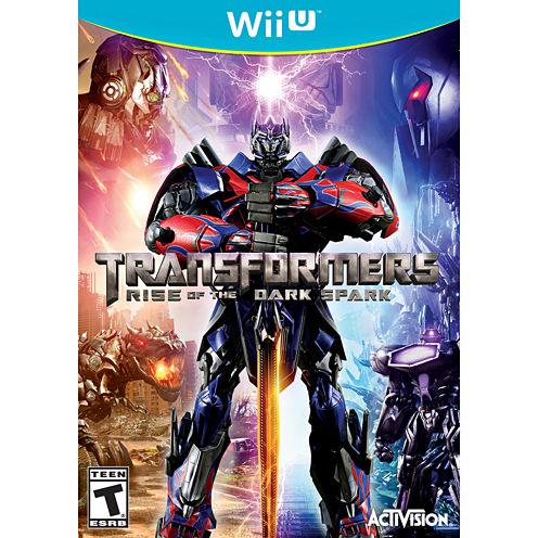 Transformers: Rise Dark Video Game-Wii U