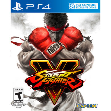 jcpenney.com | Street Fighter V Video Game-Playstation 4