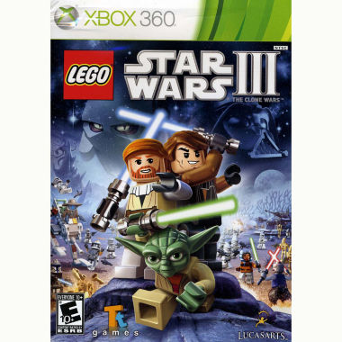 jcpenney.com | Lego Sw 3 Clone Wars Star Wars Video Game-XBox 360