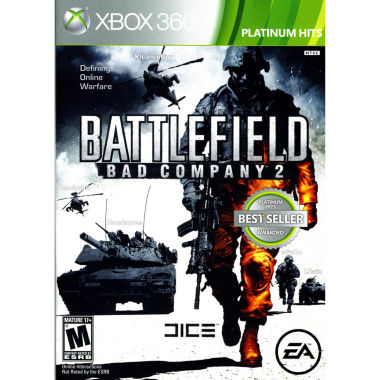 jcpenney.com | Battlefield:Bad Company 2 Video Game-XBox 360