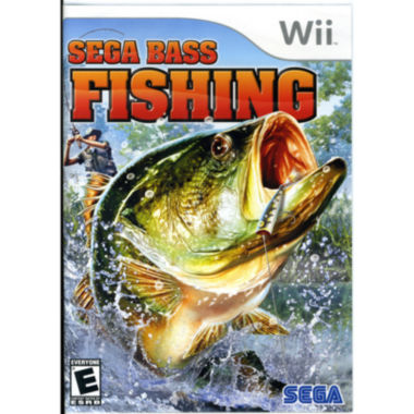 jcpenney.com | Sega Bass Fishing Video Game-Wii