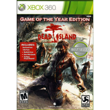 jcpenney.com | Dead Island Video Game-XBox 360