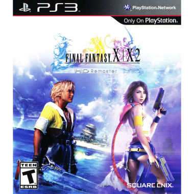 jcpenney.com | Final Fantasy X|X-2 Hd Remaster Video Game-Playstation 3