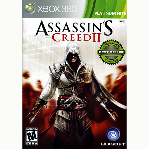 Assassins Creed 2 Video Game-XBox 360