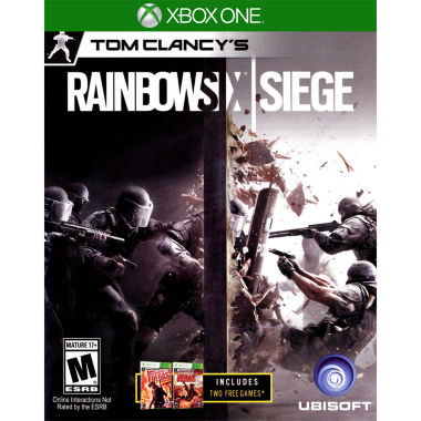 jcpenney.com | Tom Clancy'S Rainbow Six Siege Video Game-XBox One