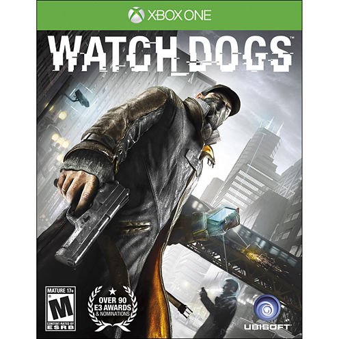 Watch Dogs Video Game-XBox One