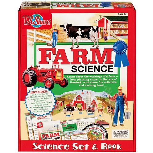Farm Science Activity Book