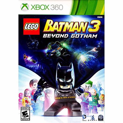 Lego Batman 3 Beyond Video Game-XBox 360