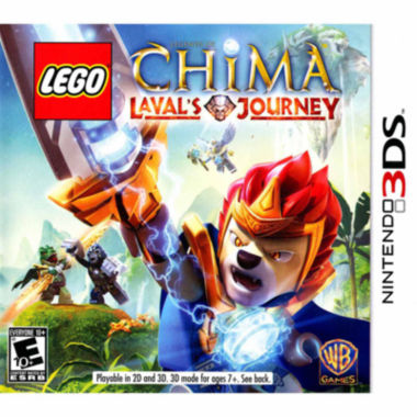 jcpenney.com | Lego Chima Laval Video Game-Nintendo 3DS