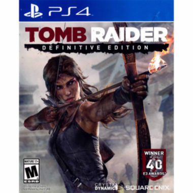 jcpenney.com | Tomb Raider Definitive Edition Video Game-Playstation 4
