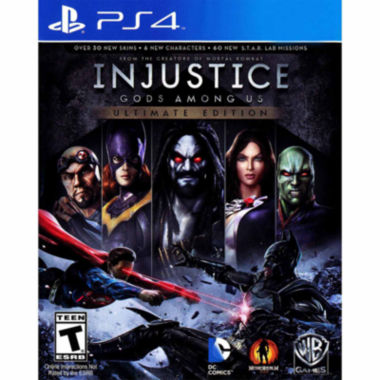 jcpenney.com | Injustice Gods Among Ultimate Edition Video Game-Playstation 4