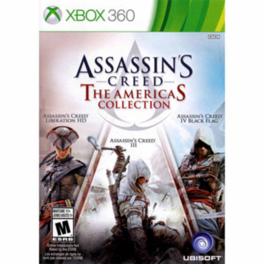 jcpenney.com | Assassins Creed Americas Video Game-XBox 360