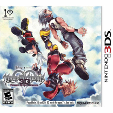 jcpenney.com | Kingdom Hearts Dream Drop Video Game-Nintendo 3DS