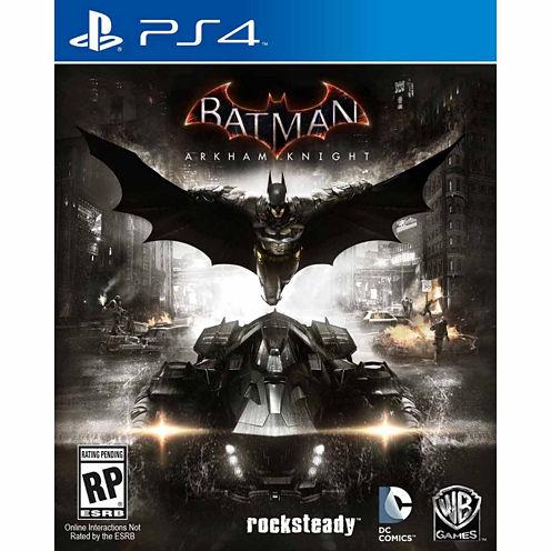 Batman Arkham Knight Video Game-Playstation 4
