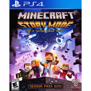 jcpenney.com | Minecraft Story Mode Video Game-Playstation 4